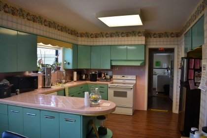 Our kitchen is also available to you and your family for use during your labor and after birth.
