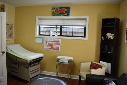 We offer up to date medical services while in a calming environment.